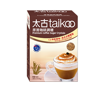 Taikoo Premium Coffee Sugar Crystals
